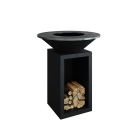 OFYR Classic Storage Black 85 kooktoestel