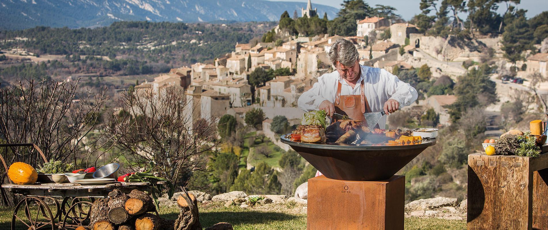 Outdoor Cooking: De trend zet zich voort